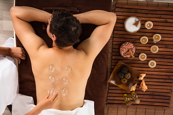 Acupuncture & Cupping Treatment